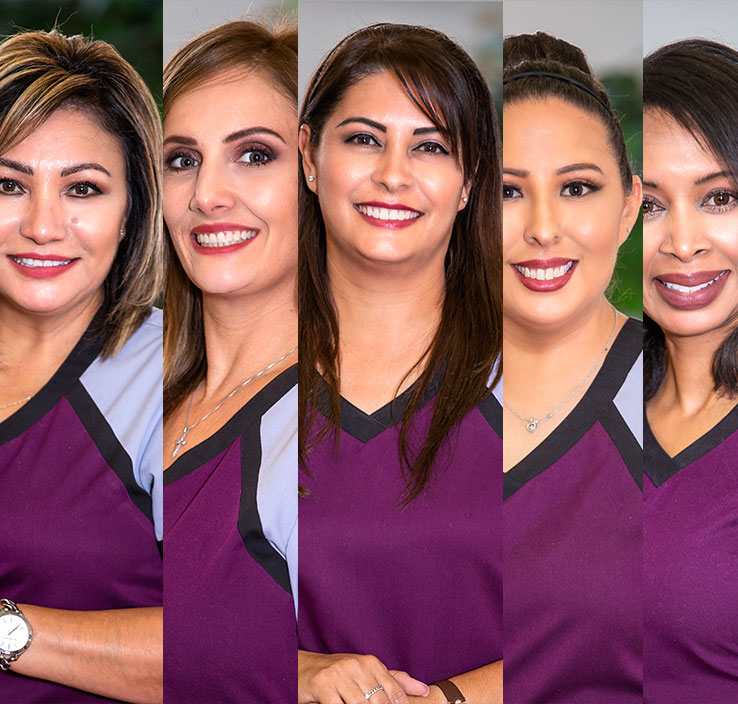 The Team of Bruce Gopin, DDS, MS Periodontics + Implant Surger
